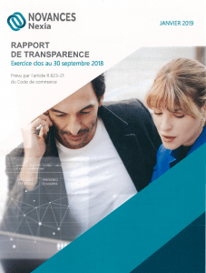 RAPPORT TRANSPARENCE 2018